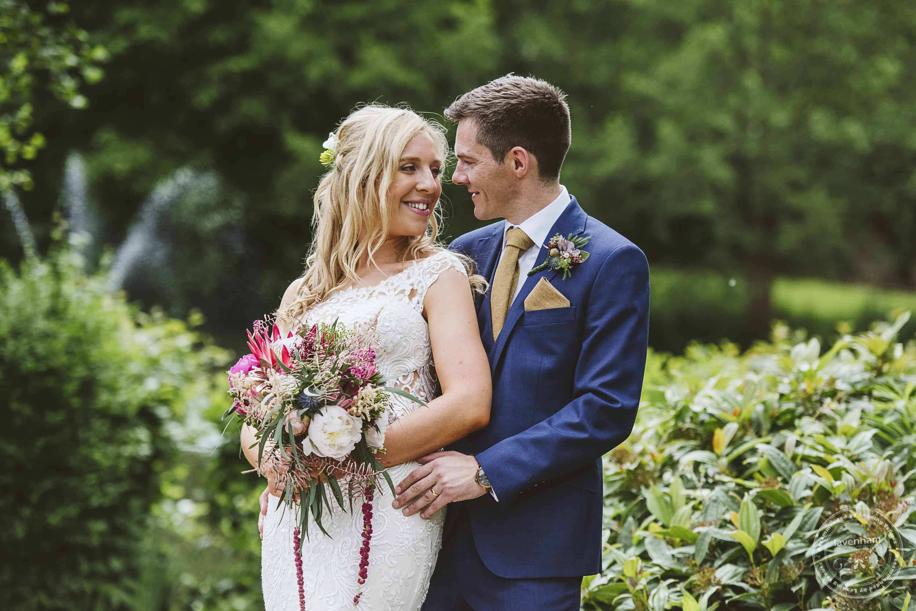 Relaxed, informal wedding photography