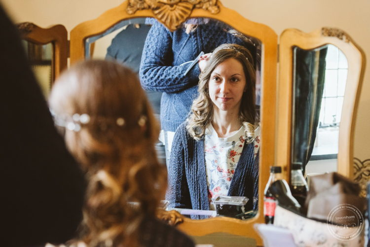 041118 Woodhall Manor Wedding Photography by Lavenham Photographic 009