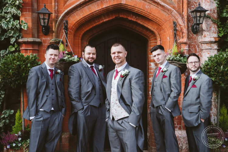041118 Woodhall Manor Wedding Photography by Lavenham Photographic 019