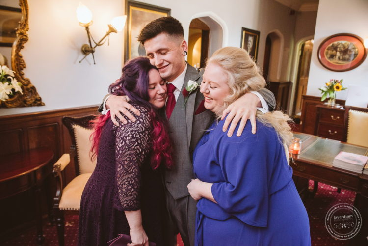 041118 Woodhall Manor Wedding Photography by Lavenham Photographic 023