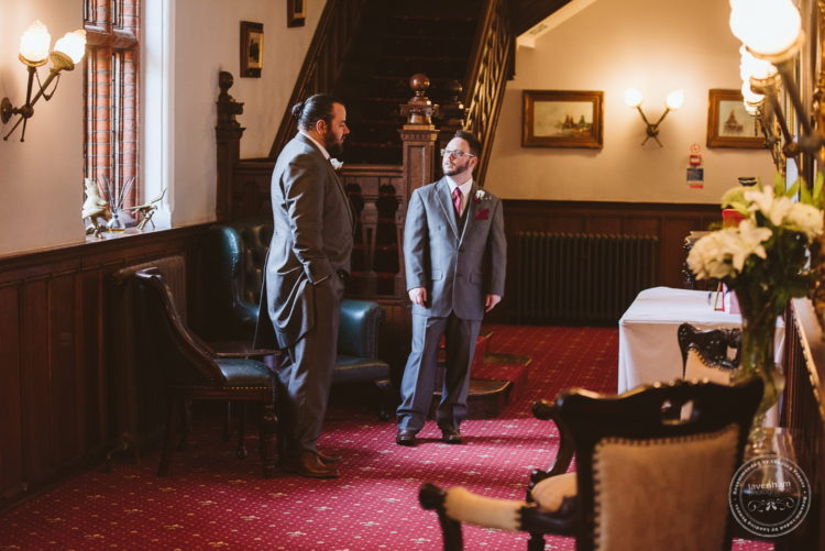 041118 Woodhall Manor Wedding Photography by Lavenham Photographic 024