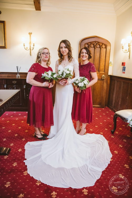 041118 Woodhall Manor Wedding Photography by Lavenham Photographic 033