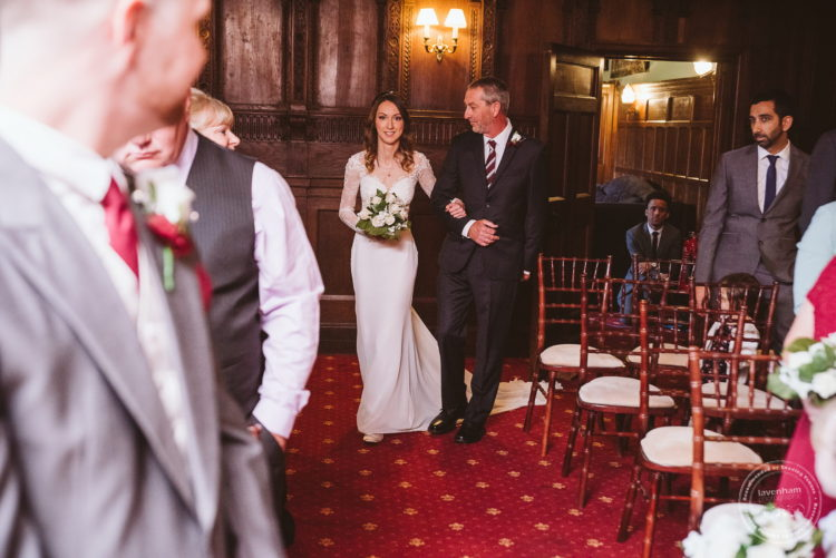 041118 Woodhall Manor Wedding Photography by Lavenham Photographic 035