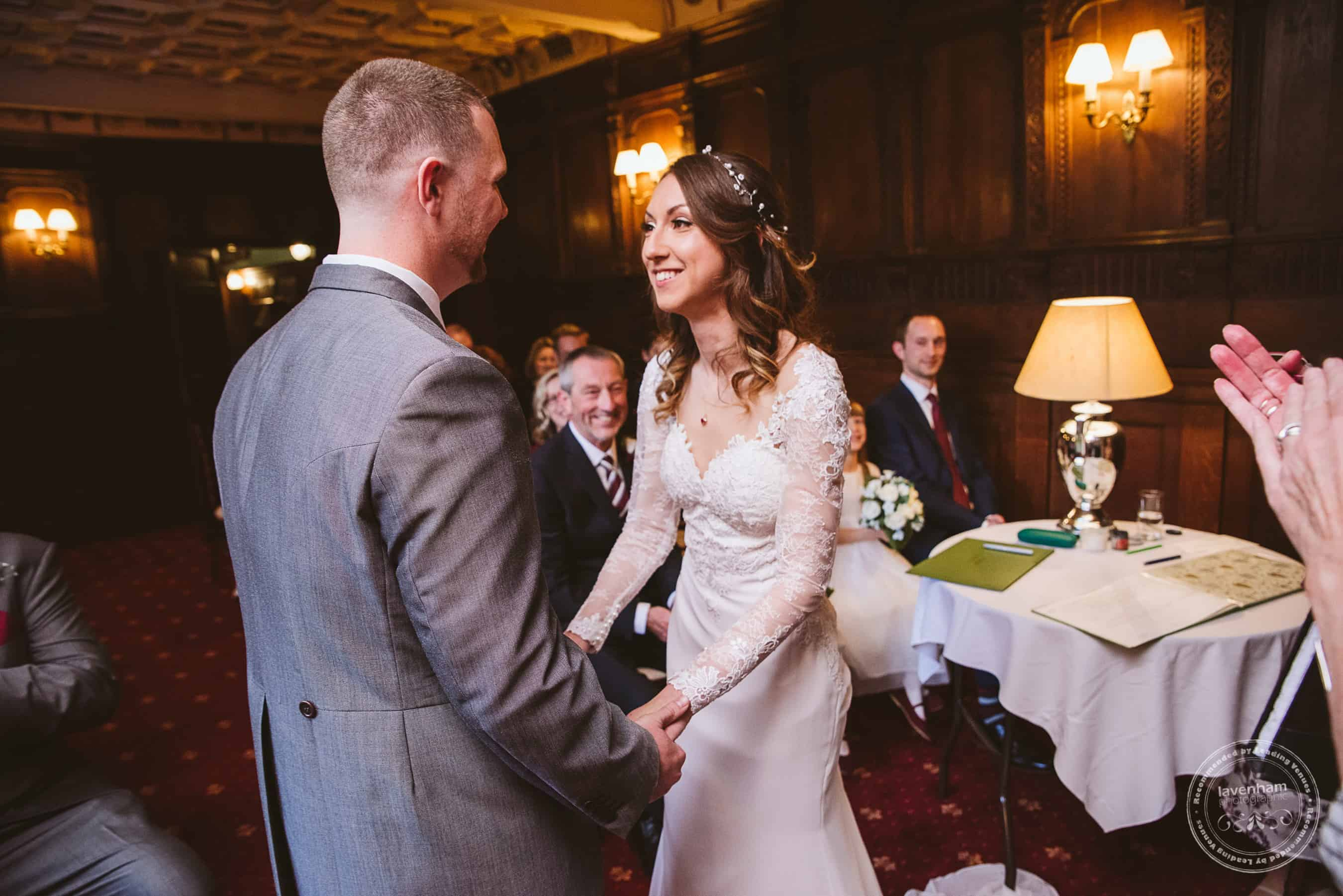 041118 Woodhall Manor Wedding Photography by Lavenham Photographic 040