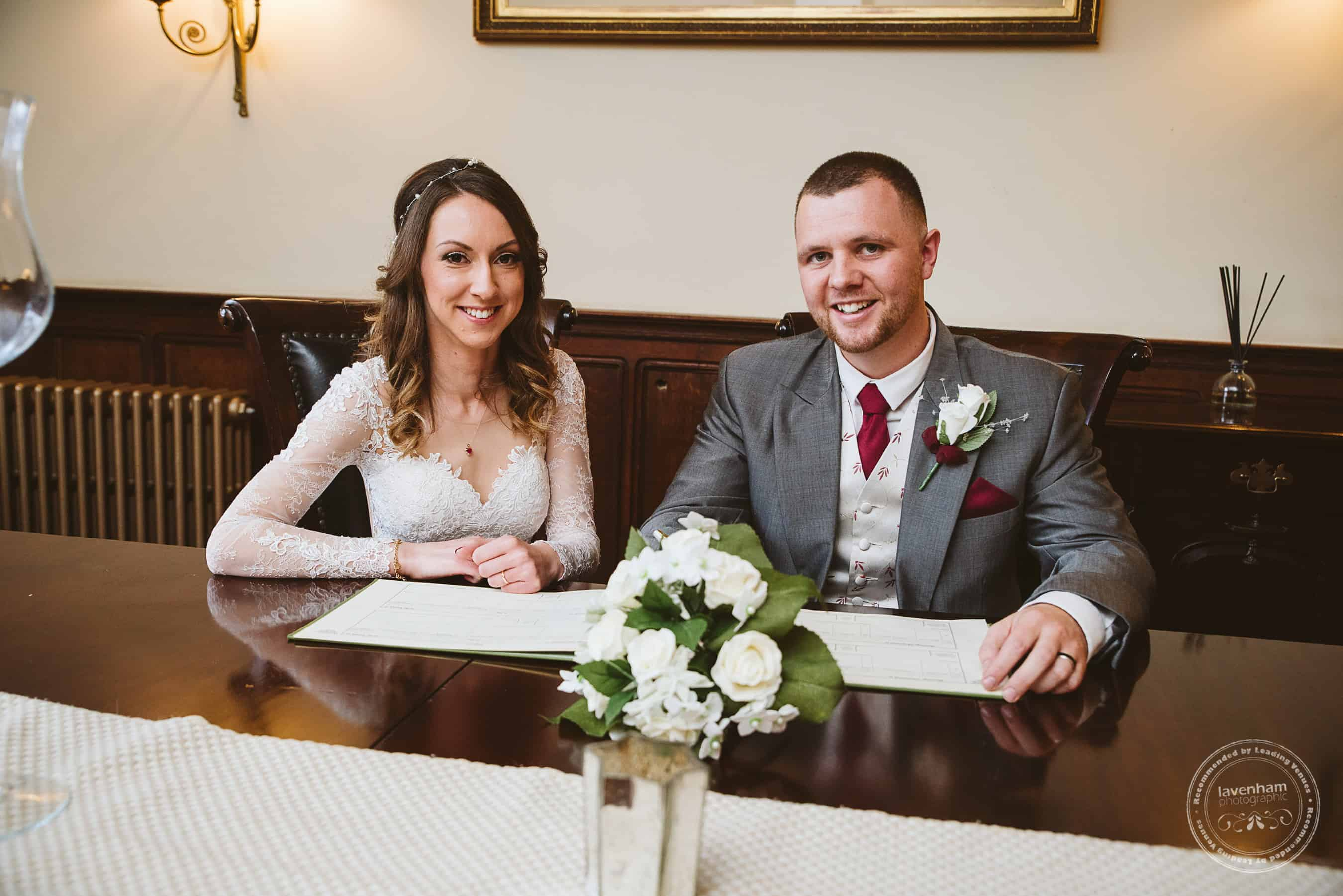 041118 Woodhall Manor Wedding Photography by Lavenham Photographic 042