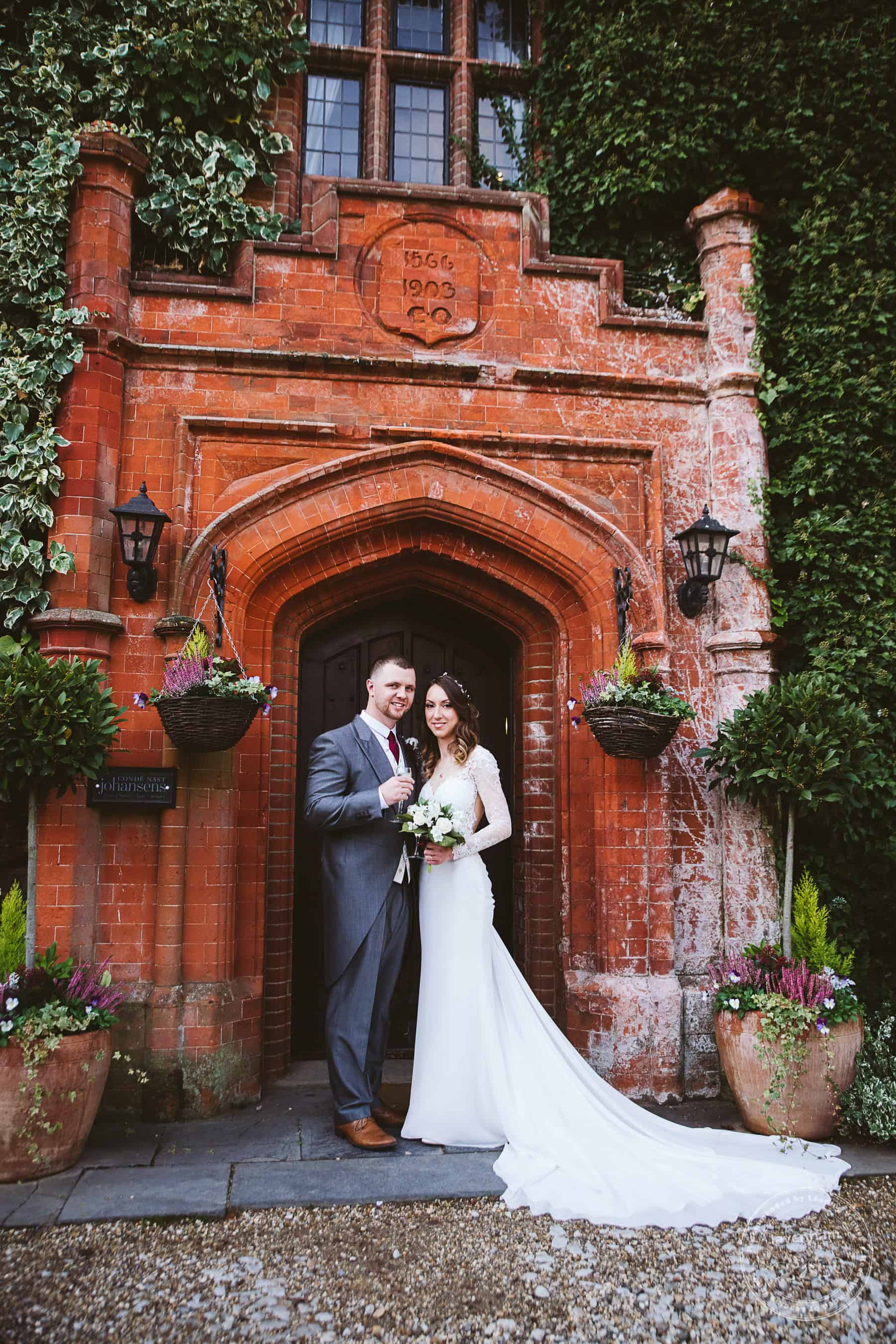 041118 Woodhall Manor Wedding Photography by Lavenham Photographic 045