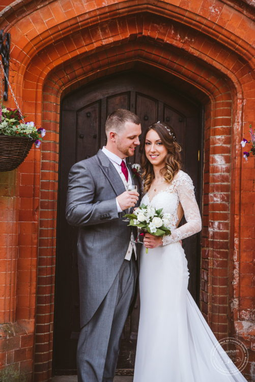 041118 Woodhall Manor Wedding Photography by Lavenham Photographic 046
