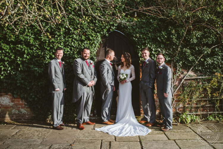 041118 Woodhall Manor Wedding Photography by Lavenham Photographic 058