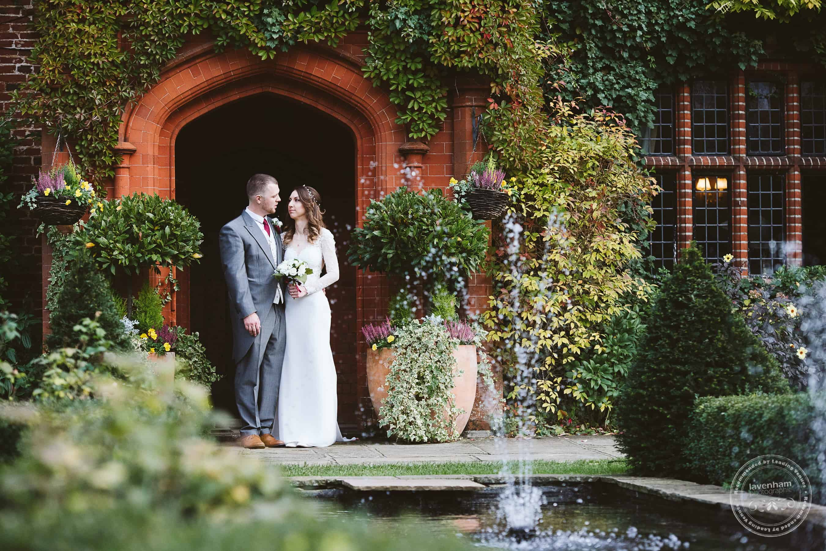 041118 Woodhall Manor Wedding Photography by Lavenham Photographic 073
