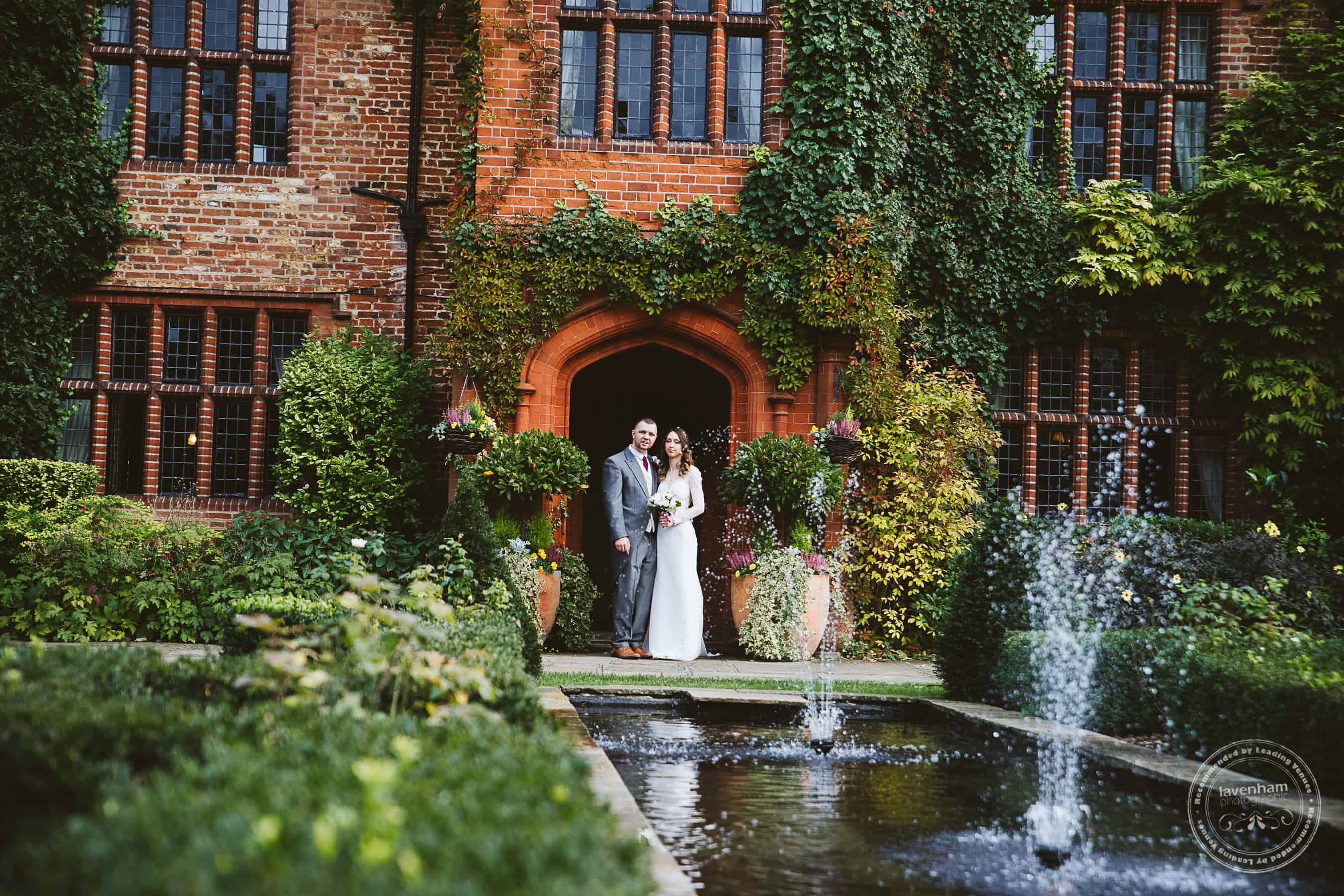 041118 Woodhall Manor Wedding Photography by Lavenham Photographic 074
