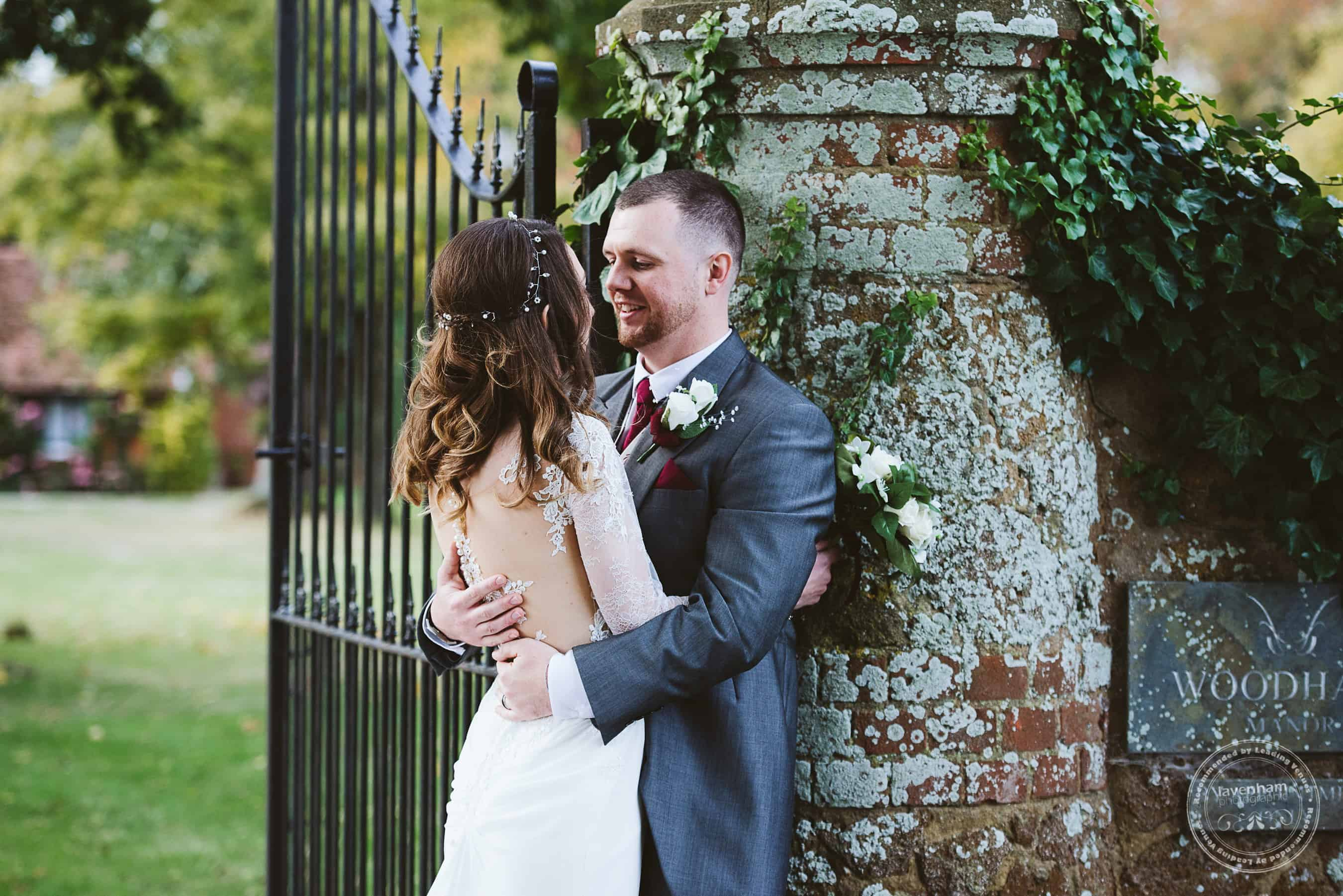041118 Woodhall Manor Wedding Photography by Lavenham Photographic 092