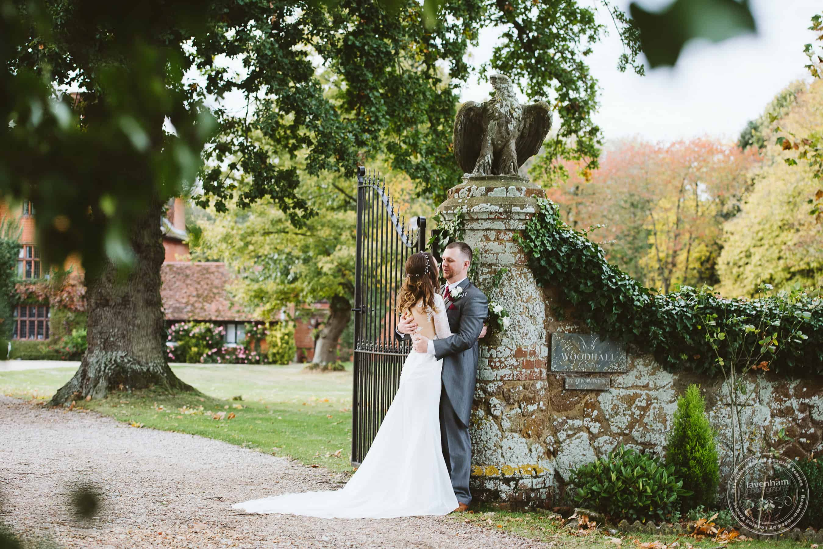 041118 Woodhall Manor Wedding Photography by Lavenham Photographic 093