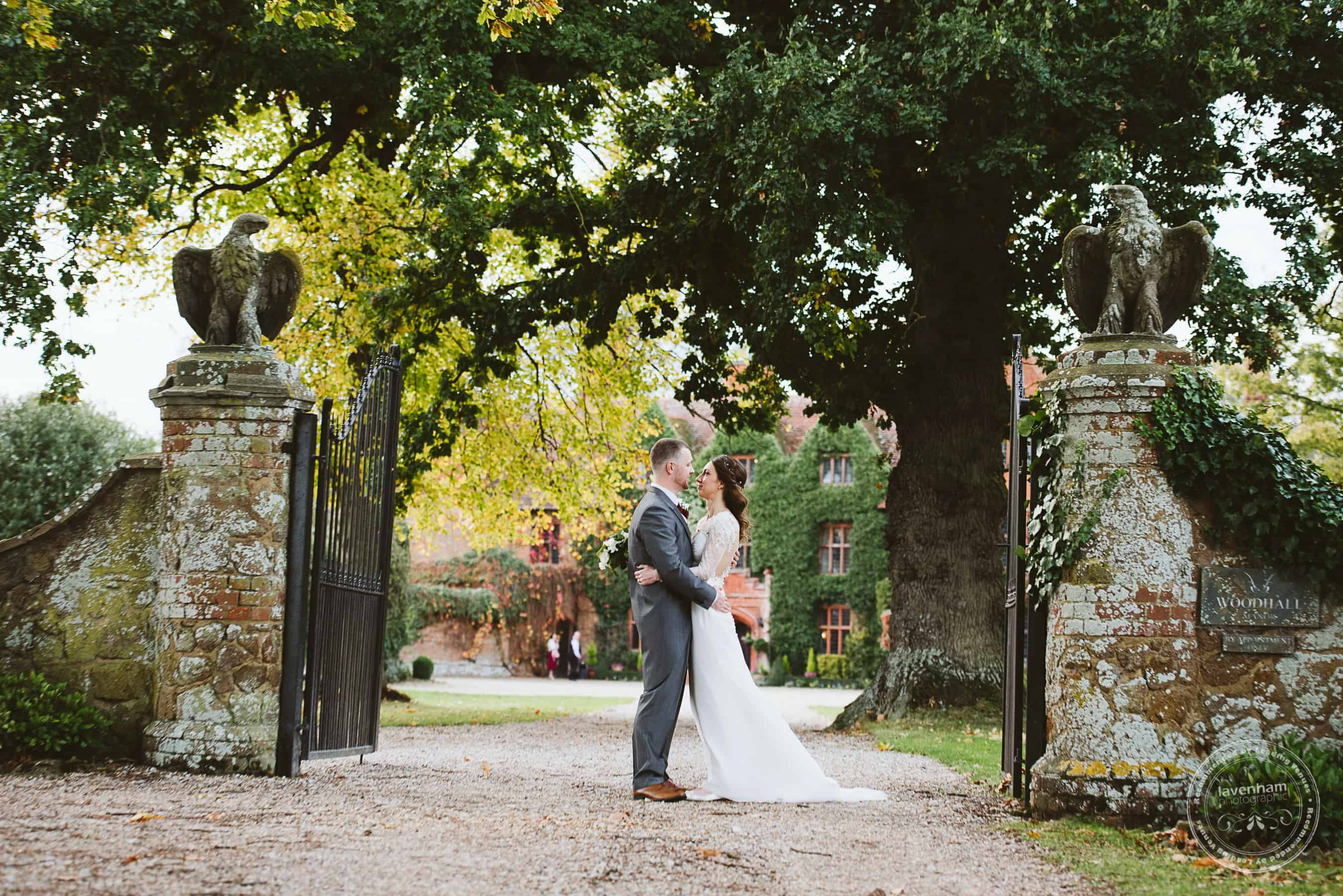 041118 Woodhall Manor Wedding Photography by Lavenham Photographic 100