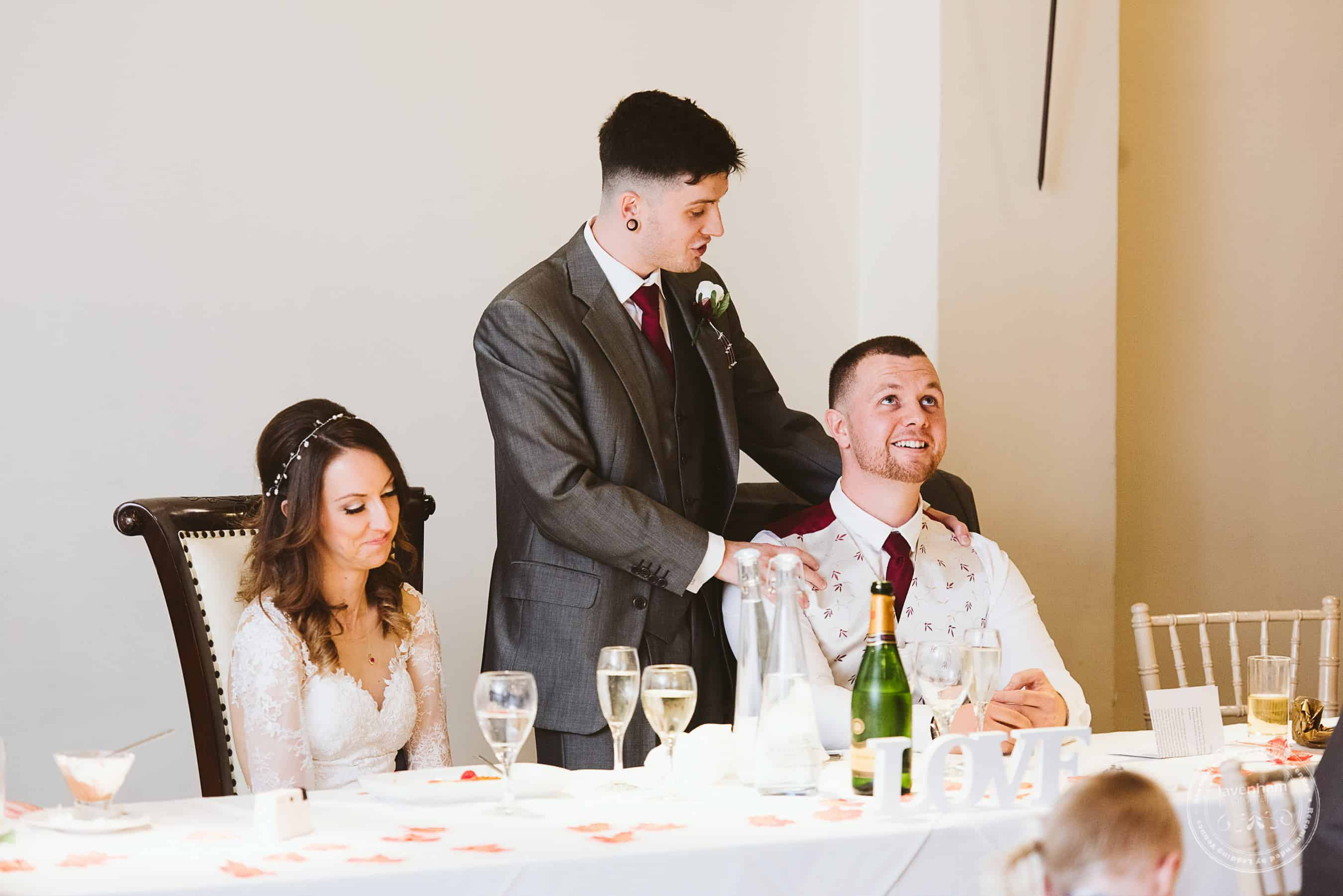 041118 Woodhall Manor Wedding Photography by Lavenham Photographic 109