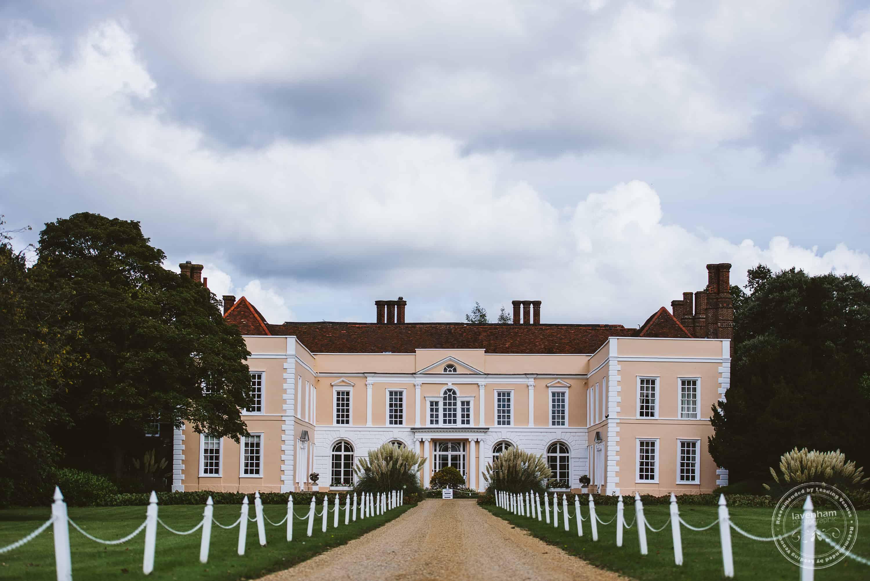 051019 Hintlesham Hall Wedding Photography 002