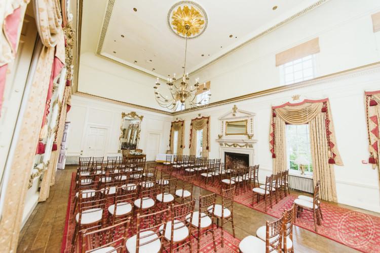 051019 Hintlesham Hall Wedding Photography 012