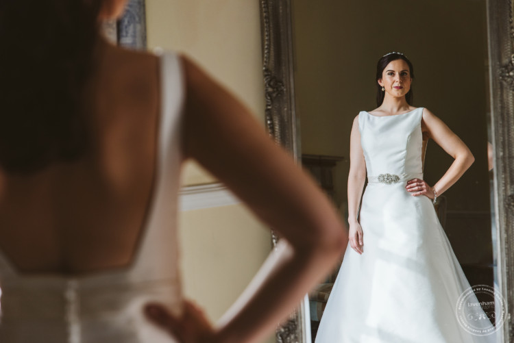 051019 Hintlesham Hall Wedding Photography 030