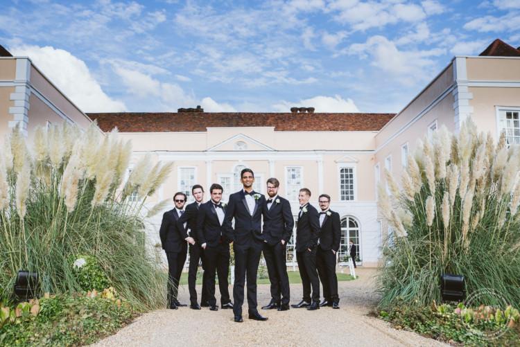 051019 Hintlesham Hall Wedding Photography 040