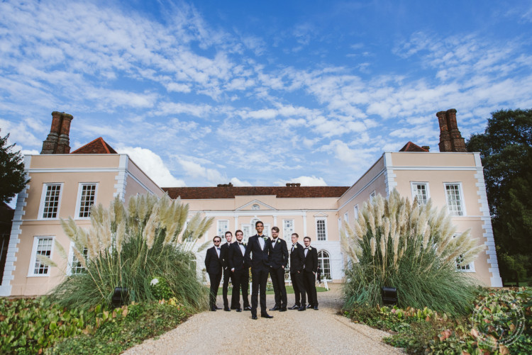 051019 Hintlesham Hall Wedding Photography 041