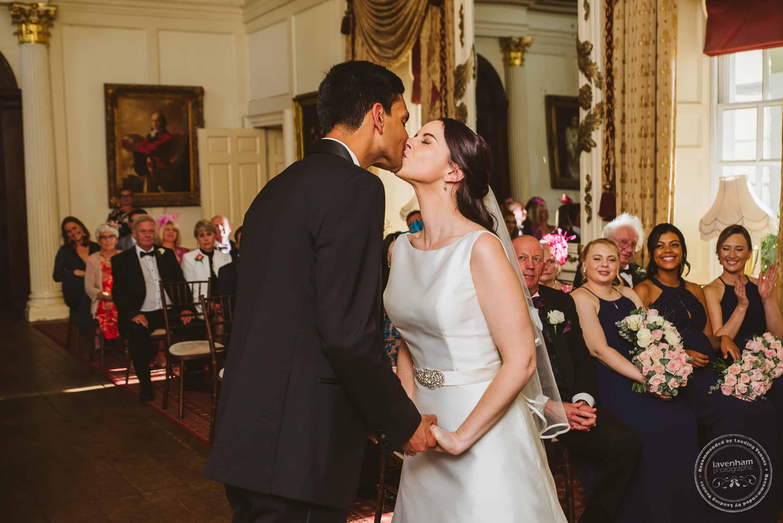 051019 Hintlesham Hall Wedding Photography 067