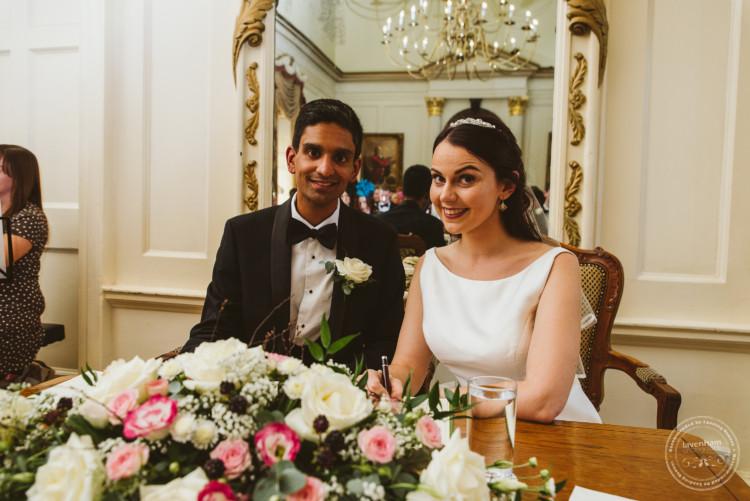 051019 Hintlesham Hall Wedding Photography 069