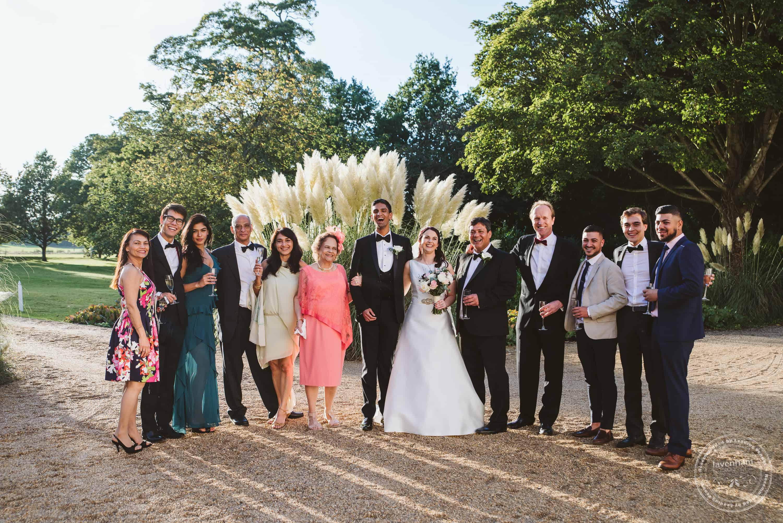 051019 Hintlesham Hall Wedding Photography 088