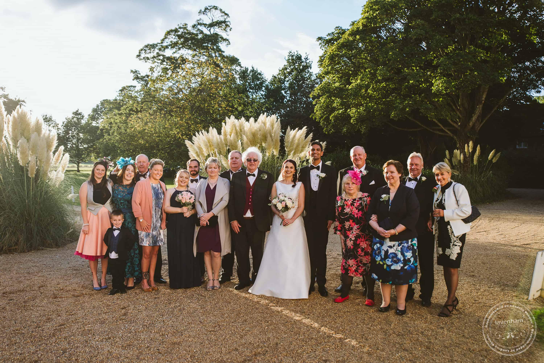 051019 Hintlesham Hall Wedding Photography 089