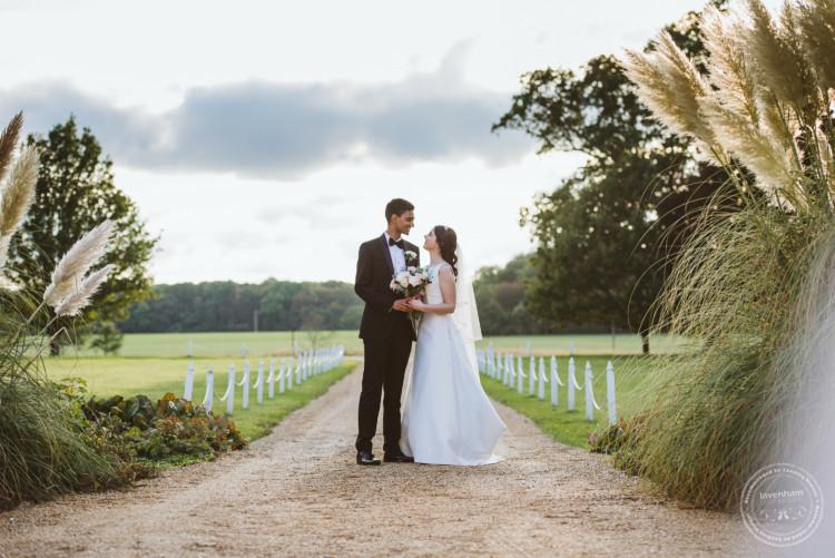 051019 Hintlesham Hall Wedding Photography 091