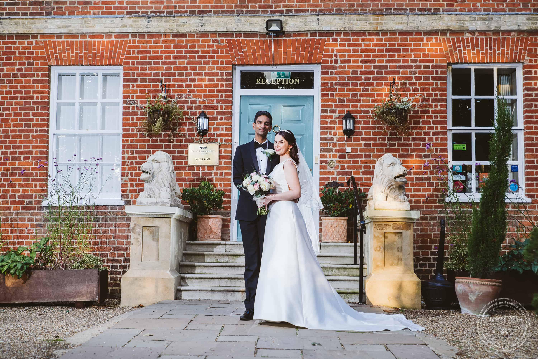051019 Hintlesham Hall Wedding Photography 096