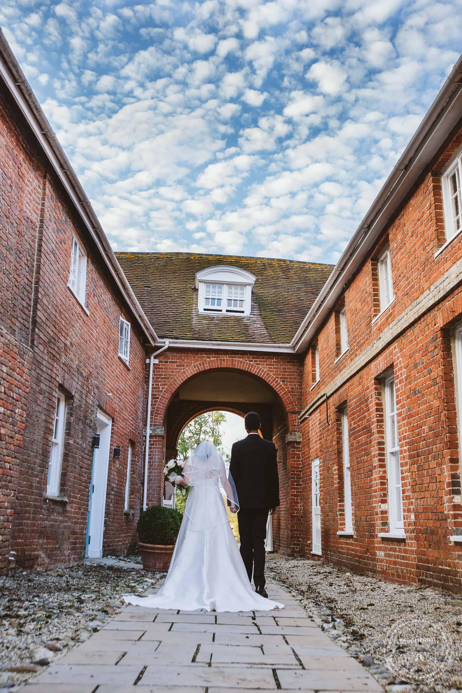 051019 Hintlesham Hall Wedding Photography 099