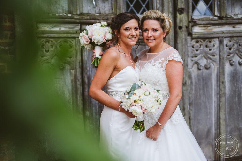 Same Sex Wedding Photography at Leez Priory