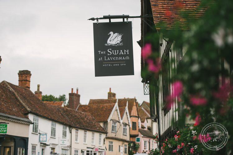 The Swan Hotel in Lavenham