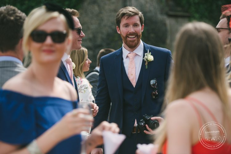 Casual Photography of wedding guests