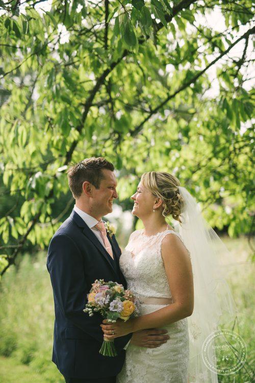 Wedding photography at Preston Priory Barn by Lavenham Photographic