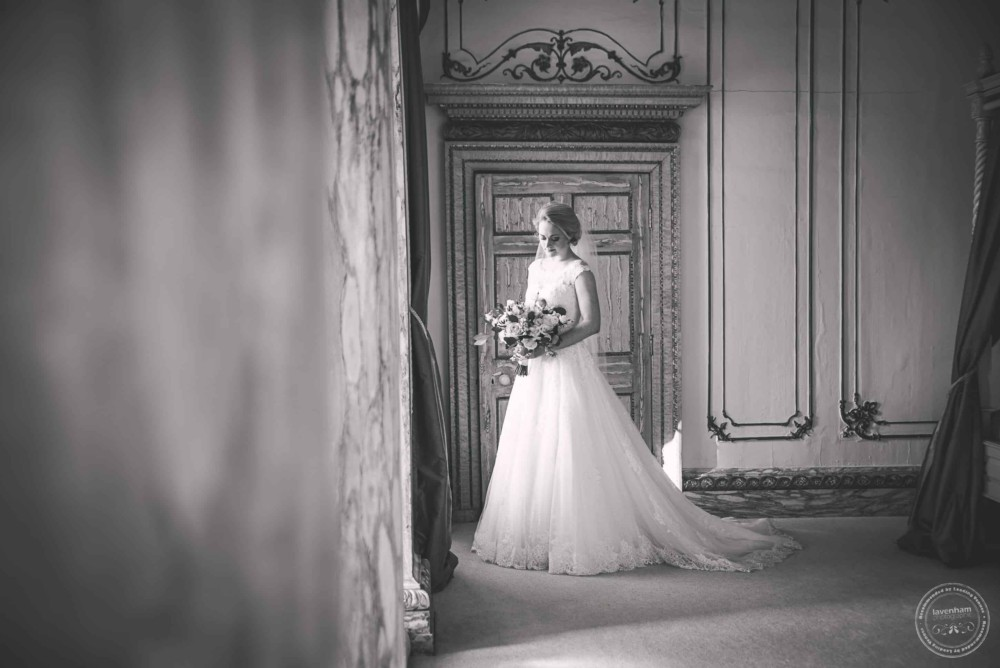 I photograph the bride in the Rococo Suite before the wedding ceremony