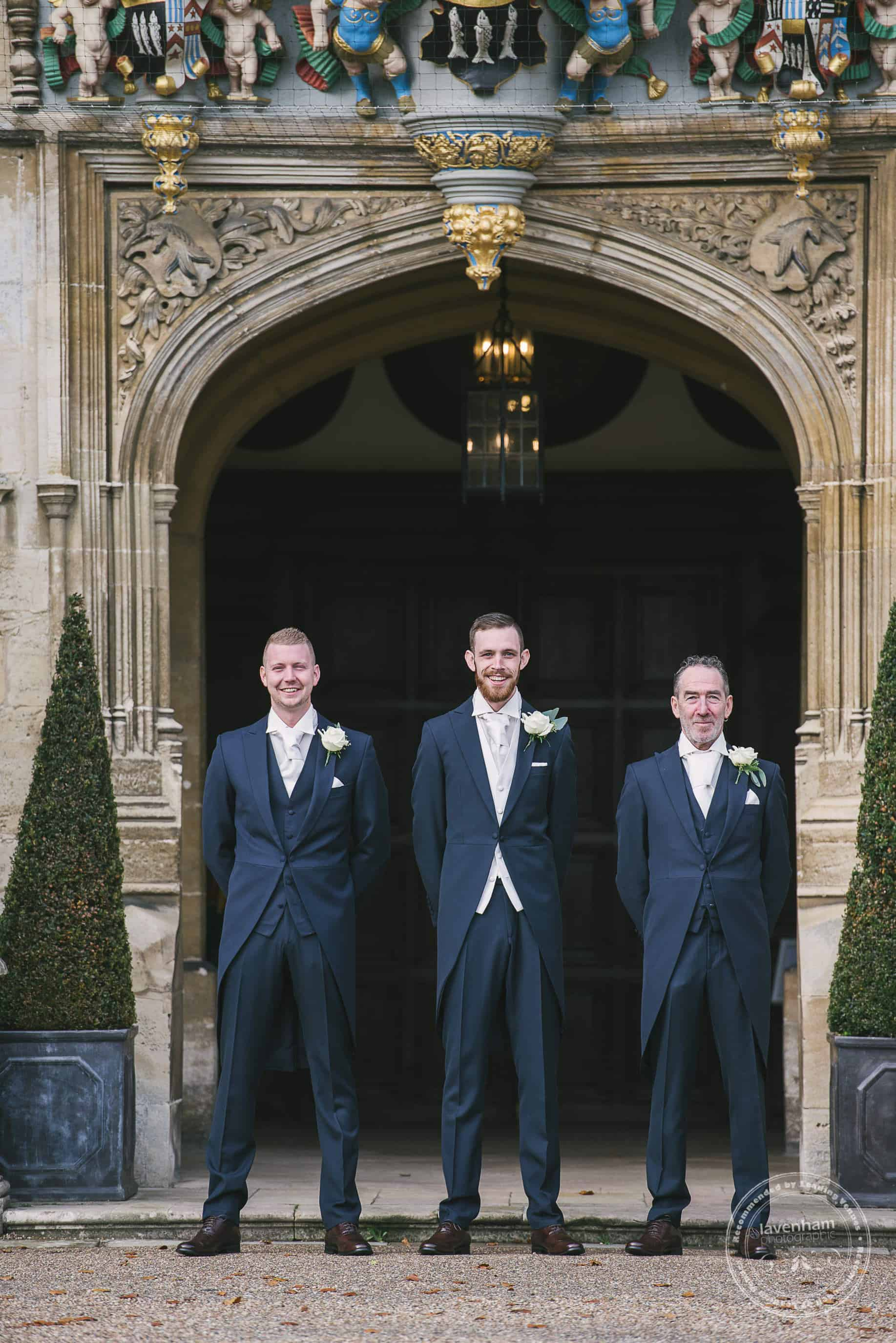 181116 Hengrave Hall Wedding Photographer 035