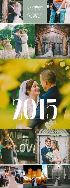Lavenham Photographic Wedding Photography 2015 Review Collage