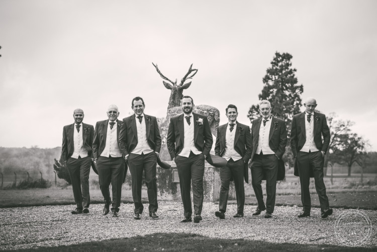 220919 Gosfield Hall Wedding Photographer 038