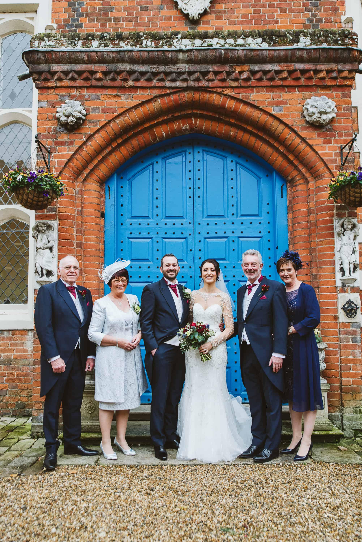 220919 Gosfield Hall Wedding Photographer 097