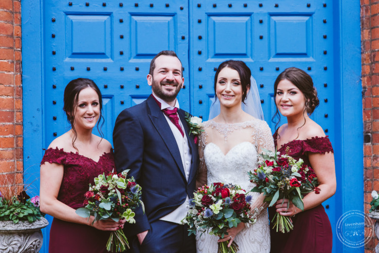 220919 Gosfield Hall Wedding Photographer 098