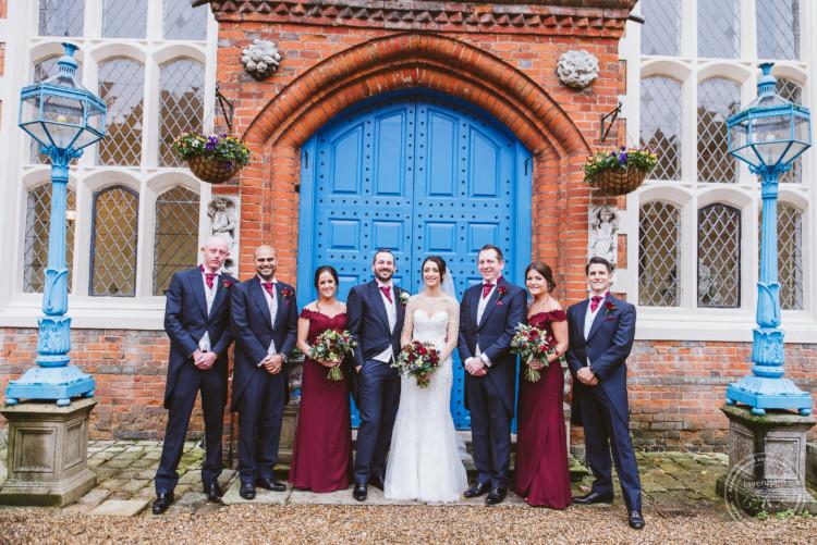 220919 Gosfield Hall Wedding Photographer 099