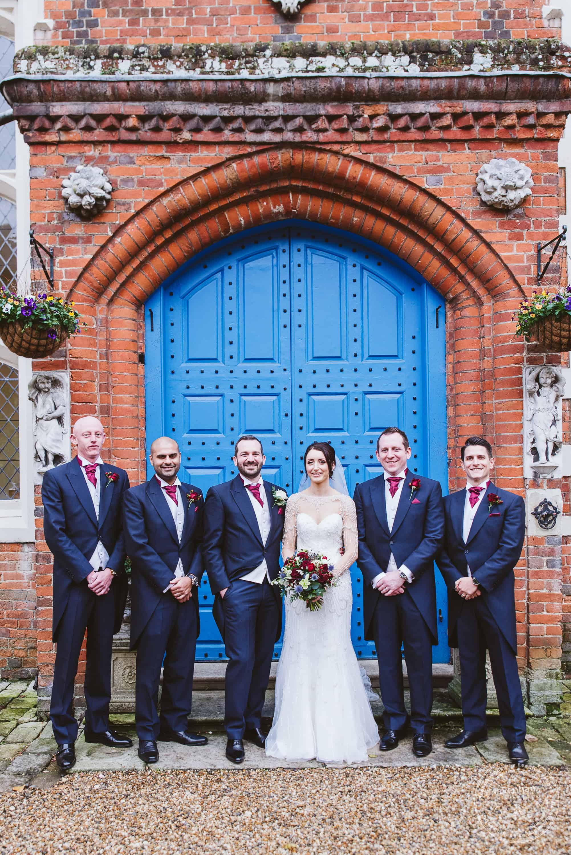 220919 Gosfield Hall Wedding Photographer 100