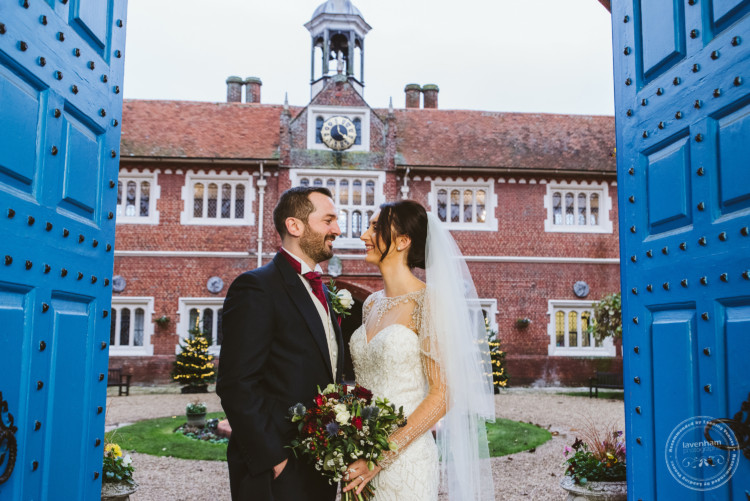 220919 Gosfield Hall Wedding Photographer 109