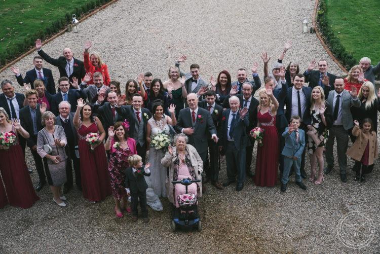 251118 Leez Priory Wedding Photography by Lavenham Photographic 069