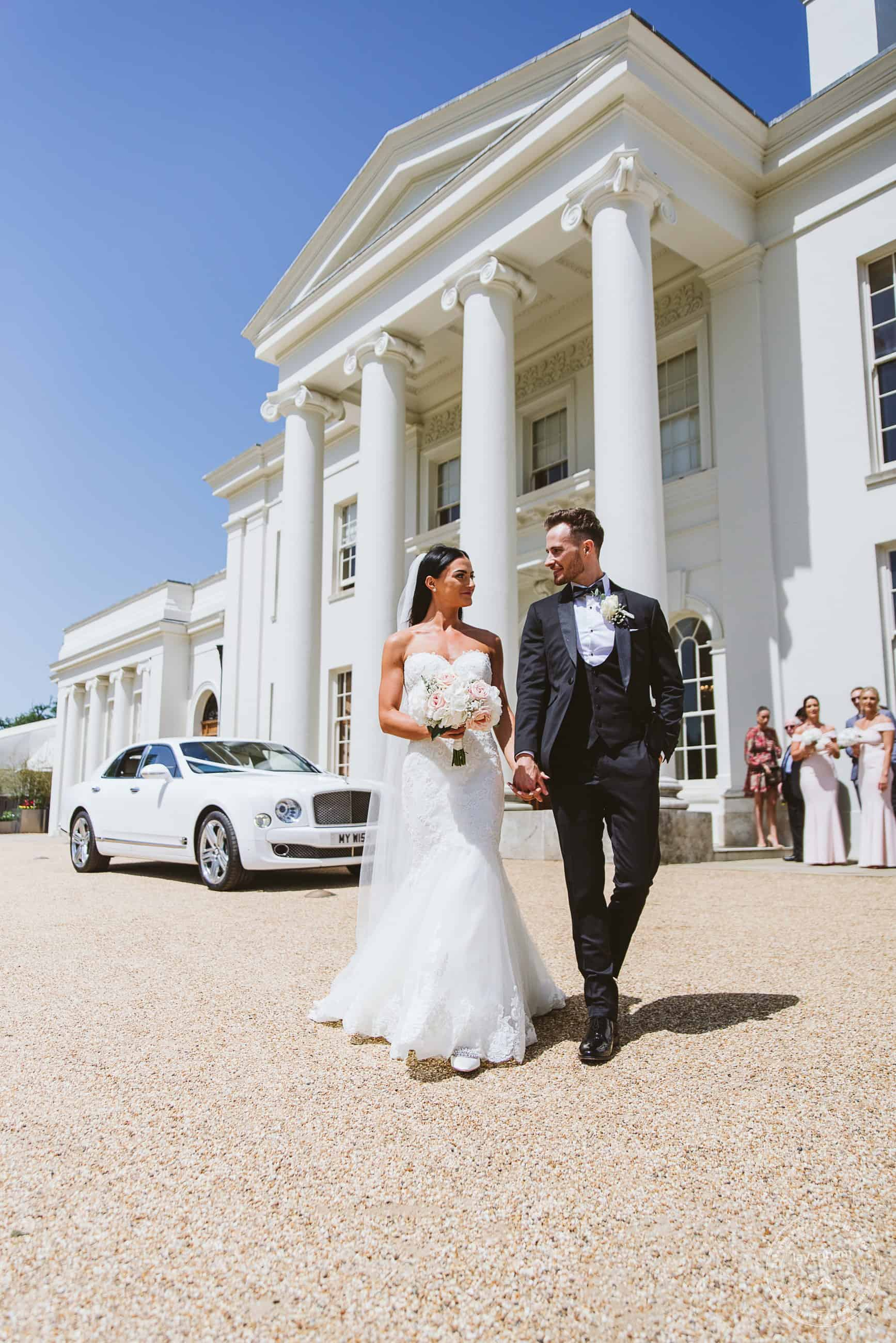 280619 Hylands House Essex Wedding Photography 0098