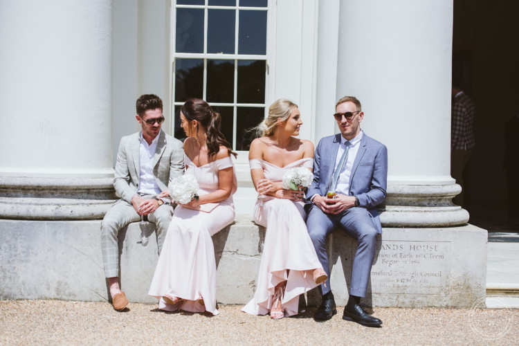 280619 Hylands House Essex Wedding Photography 0105