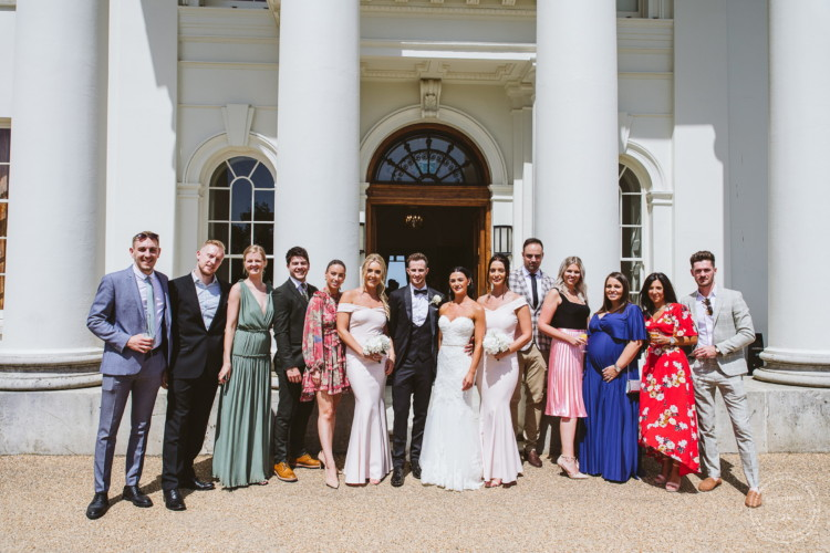 280619 Hylands House Essex Wedding Photography 0119
