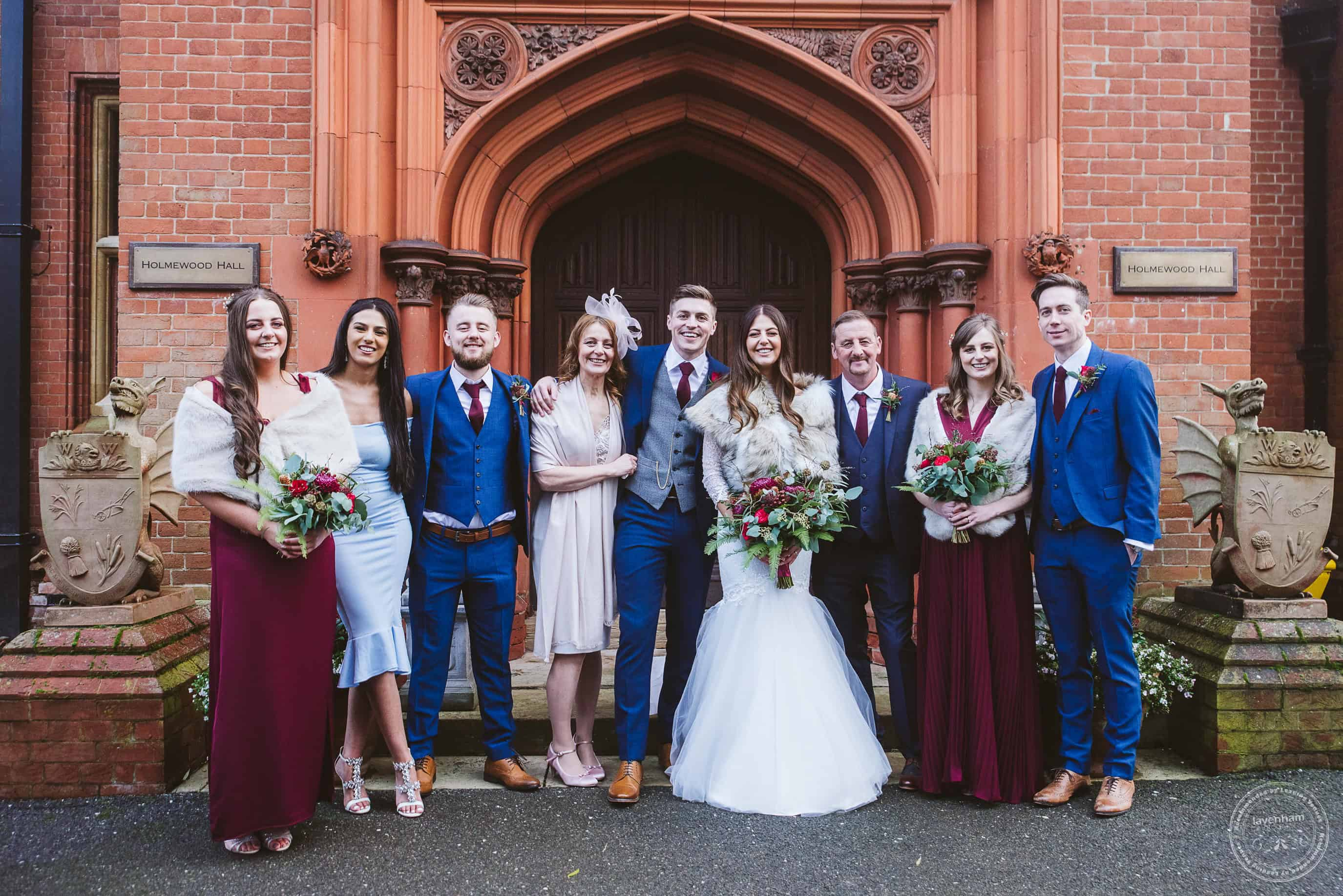 301119 Holmewood Hall Wedding Photographer 155