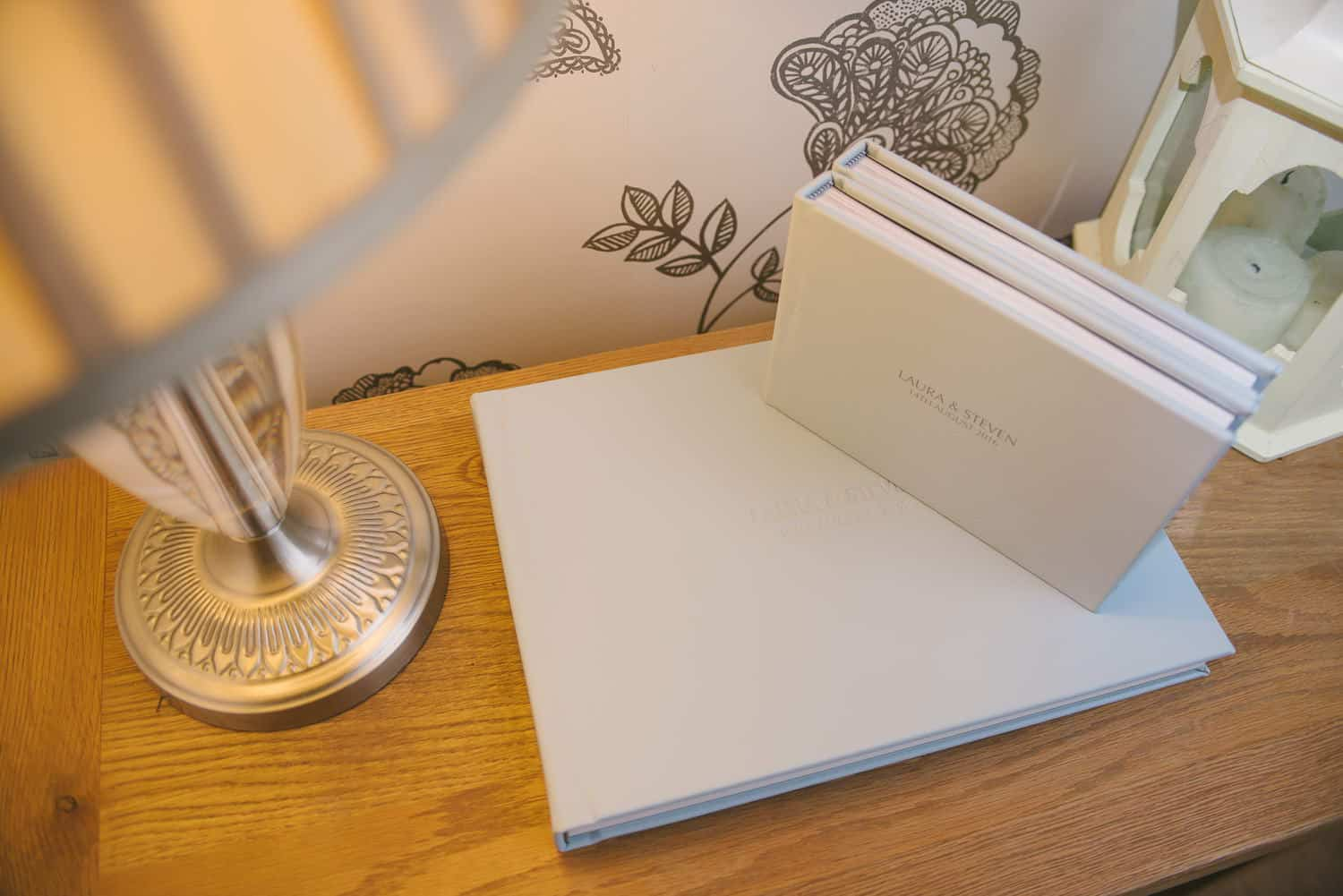 Wedding Album with A5 size mini Parents books (produced in pairs)